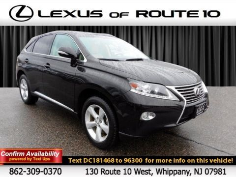 Pre-Owned 2013 Lexus RX 350  AWD