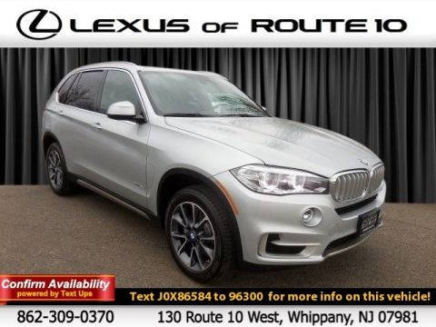 Pre-Owned 2018 BMW X5 xDrive35i AWD