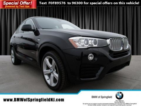 Pre-Owned 2015 BMW X4 xDrive28i AWD