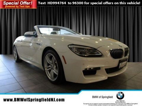 Pre-Owned 2017 BMW 6 Series 640i xDrive AWD