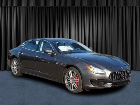 New 2017 Maserati Quattroporte S Q4 GranSport AWD