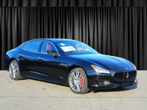 New 2018 Maserati Quattroporte S Q4 GranSport AWD