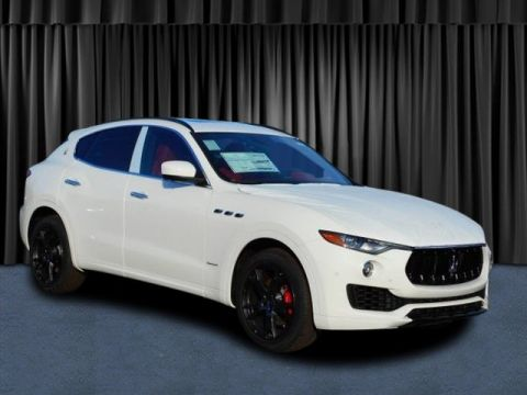 New 2018 Maserati Levante GranSport AWD