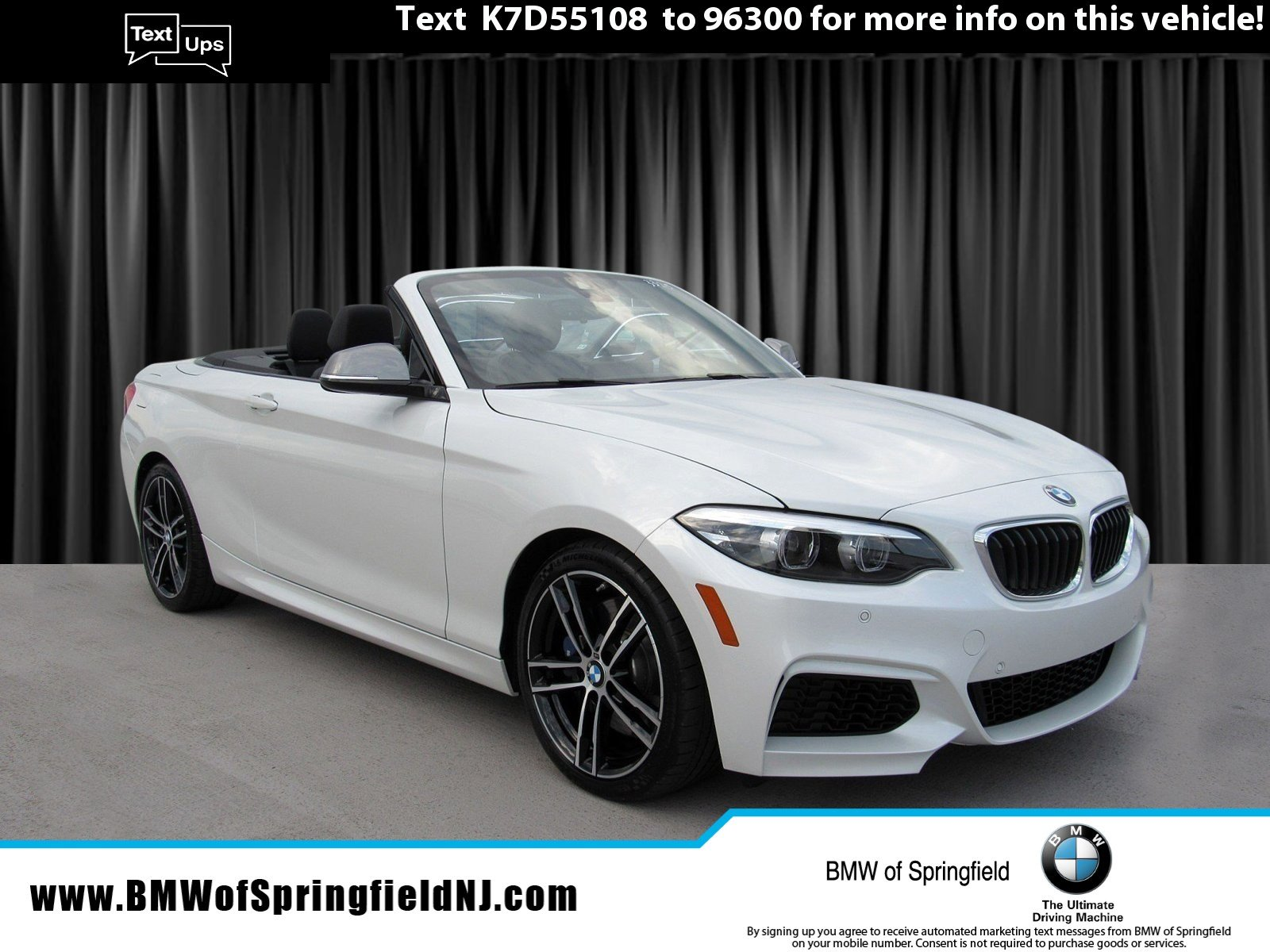 Pre-Owned 2019 BMW 2 Series M240i