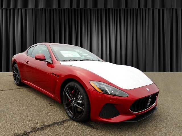 New 2018 Maserati GranTurismo MC RWD 2dr Car