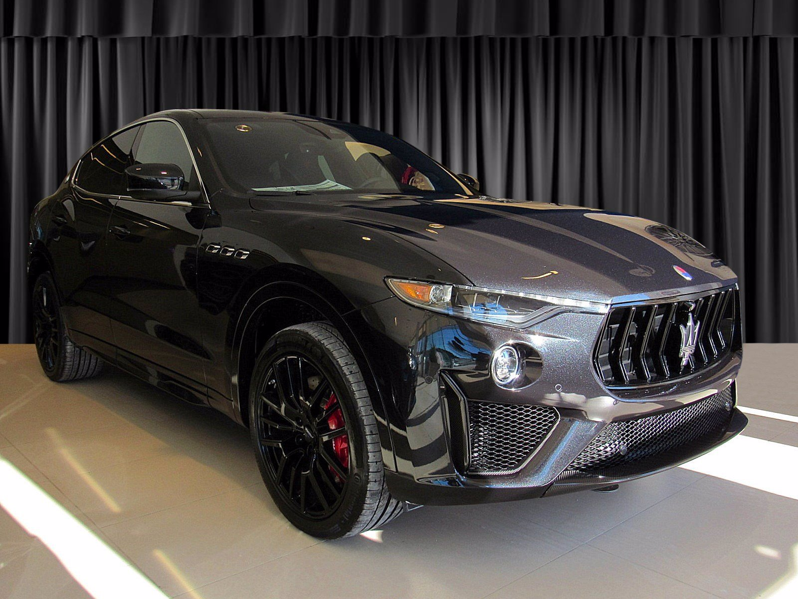 New 2019 Maserati Levante GTS With Navigation & AWD