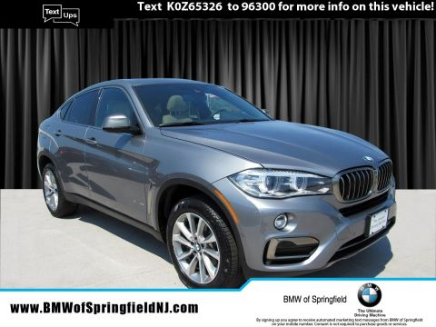 Pre-Owned 2019 BMW X6 xDrive35i